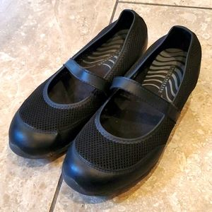 3/$15 supportive skid proof work shoes slip on